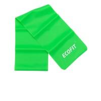 Еспандер стрічковий Ecofit MD1318 TPE 9,1-10,4кг  1200*150*0.6мм  зелений