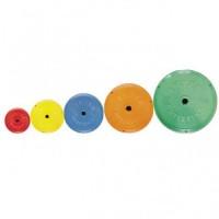 Диск InterAtletika SТ521.3 цветной 2,5 кг