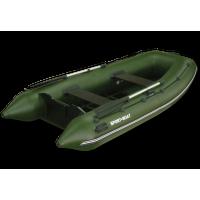 Моторная лодка со сланевым днищем Альфа A310LS
