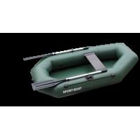 Надувная гребная лодка Cayman  C210L