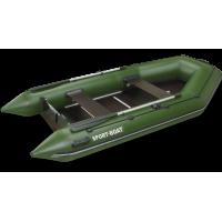 Моторная лодка с килевым днищем Neptun N340LK
