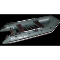 Моторная лодка  со сланевым днищем Neptun N340LS