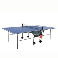 Теннисный стол Donic Indoor Roller 300/ синий